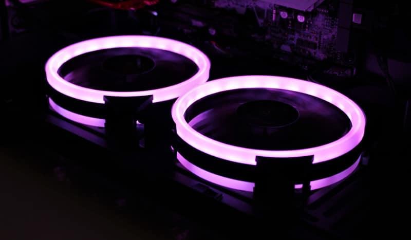 aerocool rev rgb pro ring