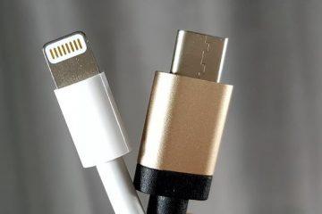 apple eliminira el puerto lightning por el usb c