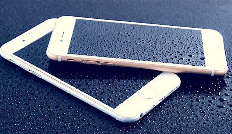 apple-iphone-mojado-pantalla-lluvia