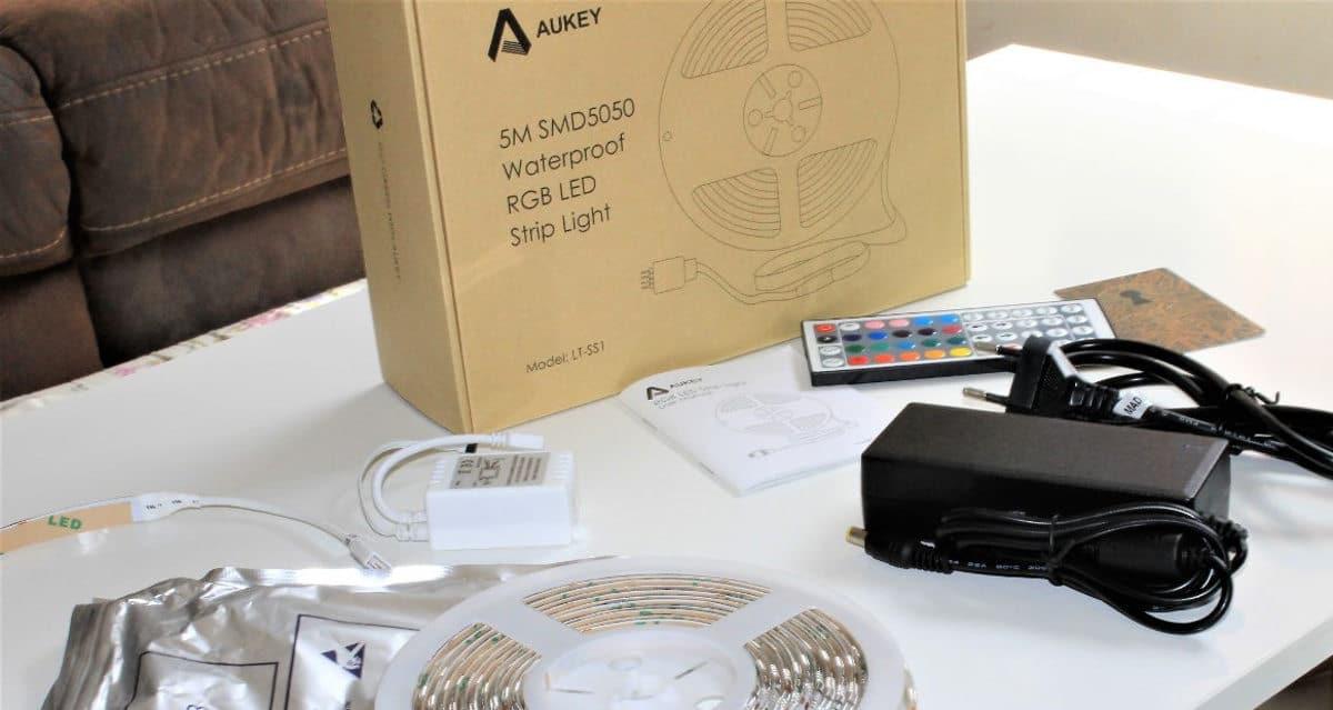 aukey LT-SS1 pack1