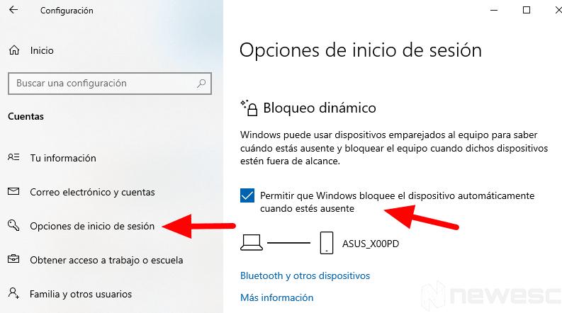 bloquear ordenador 8 min