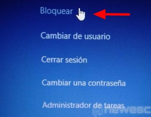 bloquear ordenador windows 10 min