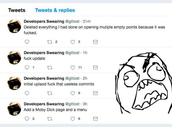 bot Twitter gitlost
