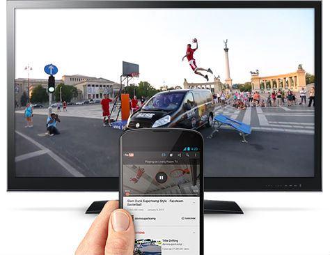 chromecast-Configura los vídeos para pantalla completa