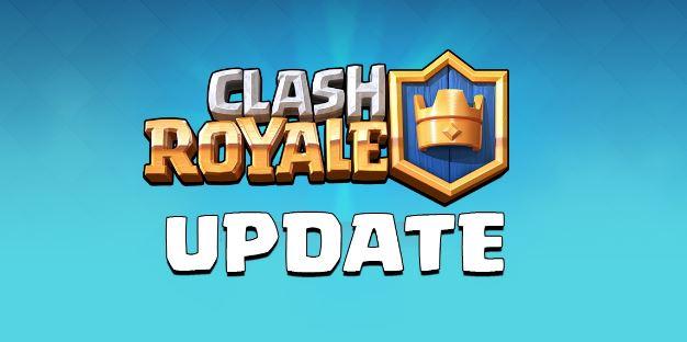 clash royale actualizacion 2
