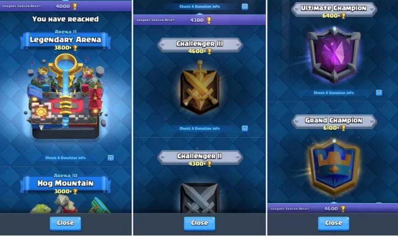 clash royale actualizacion