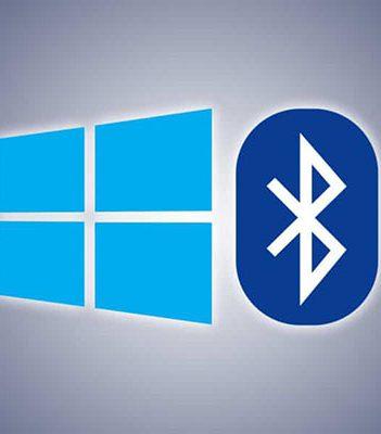 como activar bluetooth en windows 10