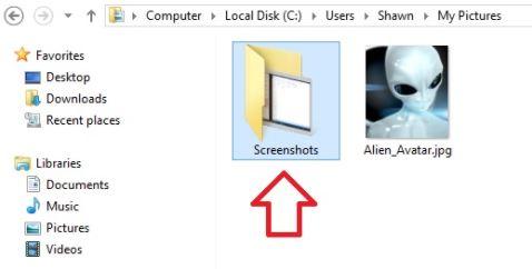 como hacer capturas de pantalla - windows 8 y 10