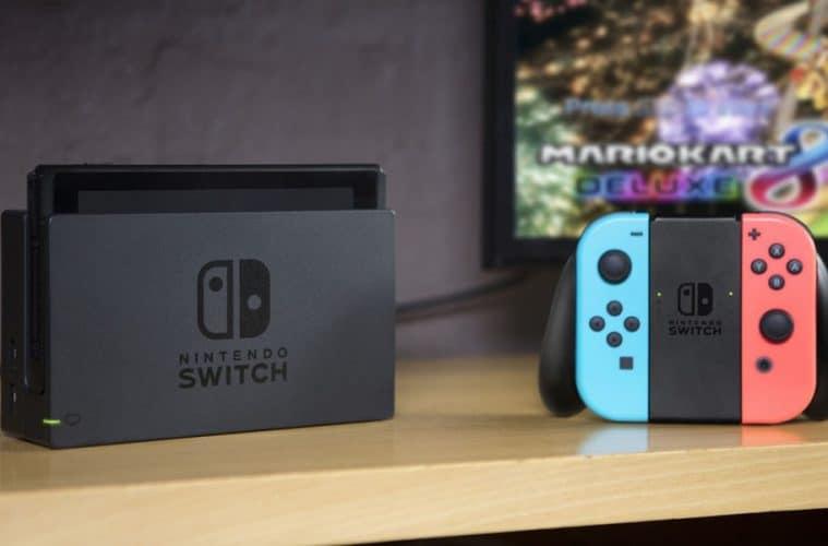 como hacer stream en la nintendo switch