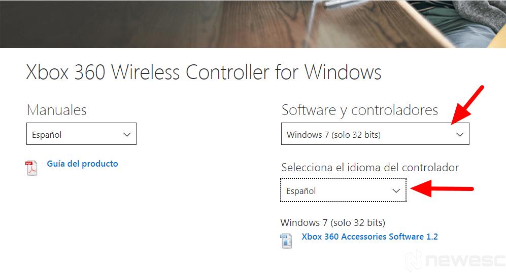conectar control de xbox en pc min