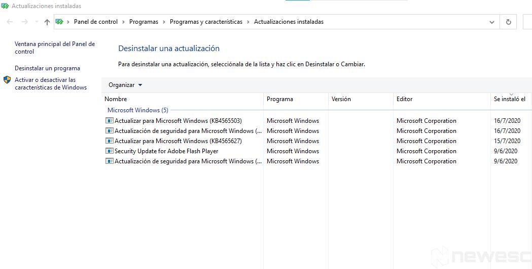 configuracion windows 2 wi fi