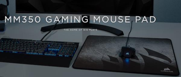 corsair CES mouse pad