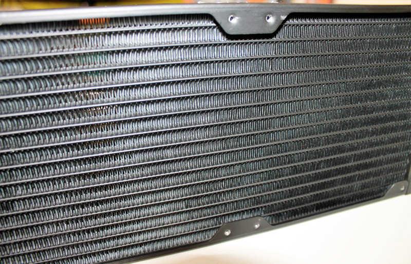 corsair h115i pro radiador