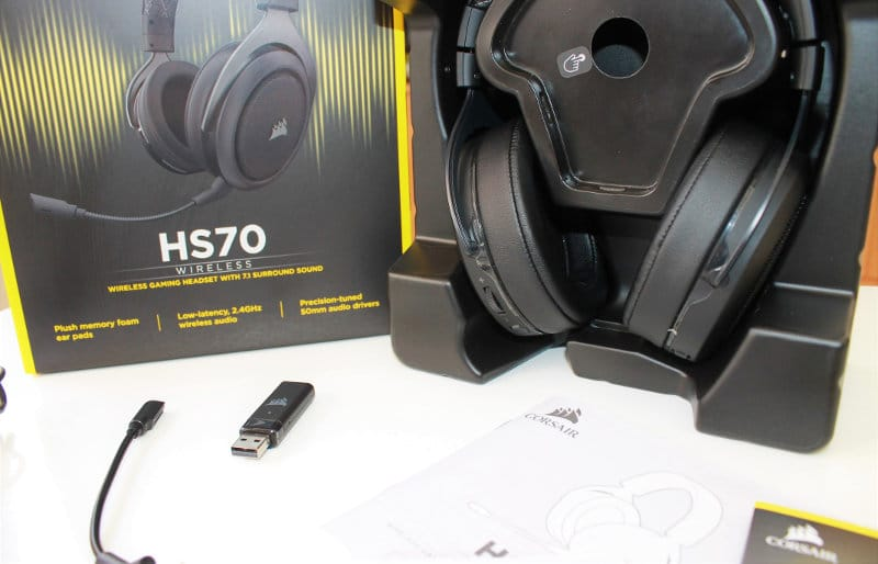 corsair hs70 pack 2
