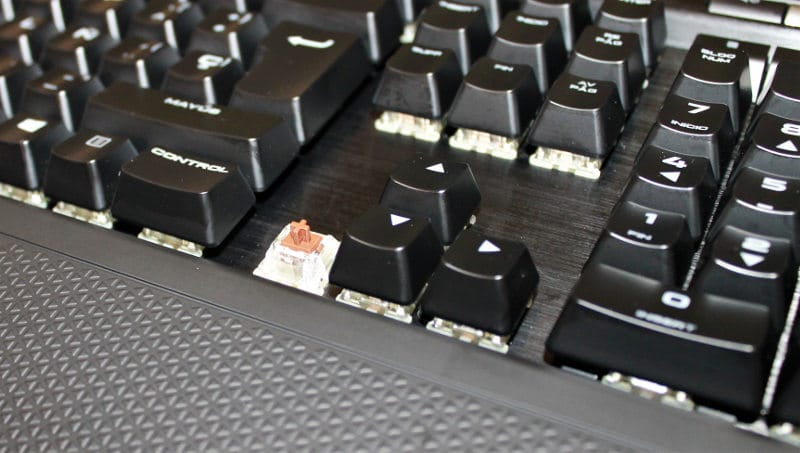 corsair k70 mk.2 switch brown