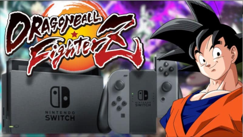 dragon ball switch