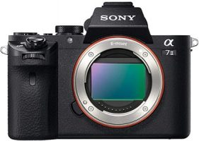 Cámara Mirrorless Sony Alpha ILCE-7M2
