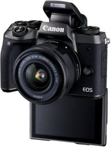 Cámara compacta Canon EOS M5