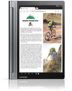 Lenovo Yoga Tab3 Plus tablet gama media