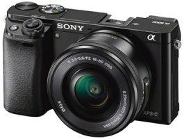 Mejor Cámara Compacta Sony A6000