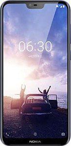 Mejores Gama Media Nokia 6.1