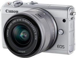 Mejores cámaras compactas Canon EOS M100