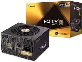 Mejores fuentes de alimentación - Seasonic Focus Plus 850W Gold