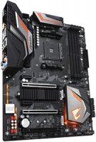 Mejores placas base Gigabyte X470 AORUS