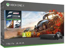 Microsoft Xbox One X + 2 juegos