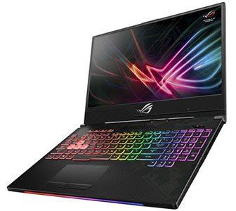 Portátil gamer ASUS GL504GV-ES020