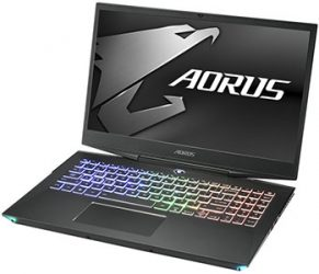 Portátil gamer Gigabyte Aorus 15-X9