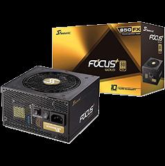 Seasonic Focus Plus