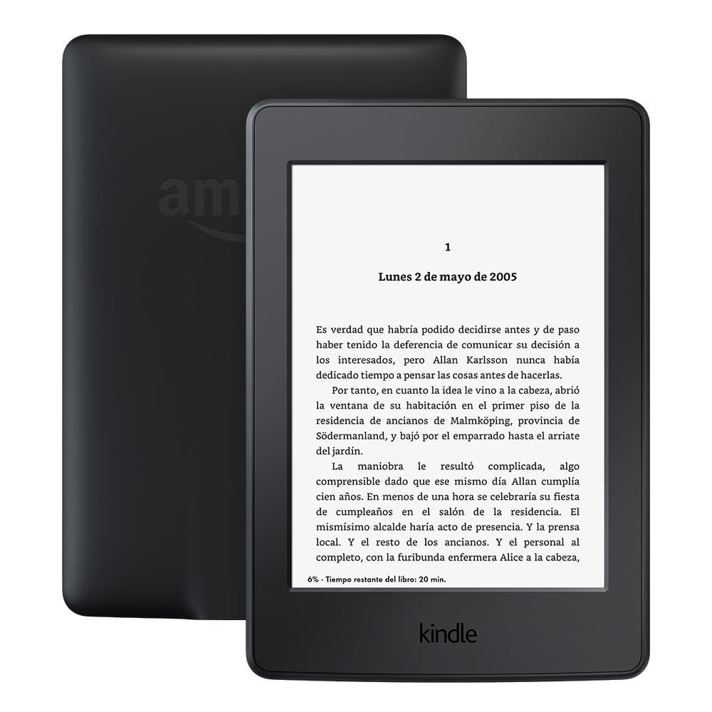 ereaders baratos Kindle Paperwhite