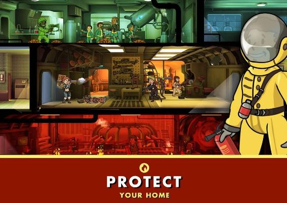 fallout shelter llega para xbox one y W10
