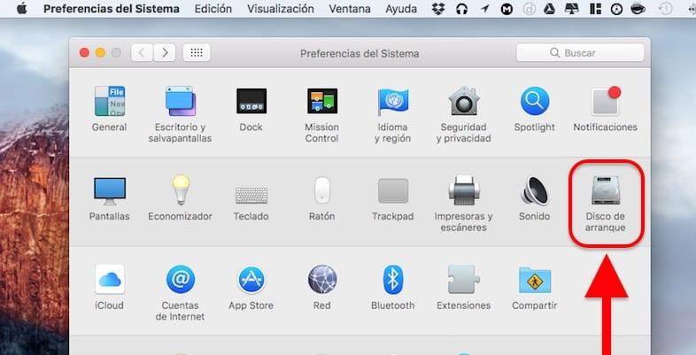 formatear disco duro Mac OS disco de arranque