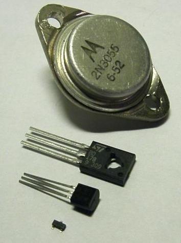 generaciones de computadoras Transistores