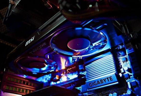 Gigabyte SSD PCIe 4.0 Computex 2019