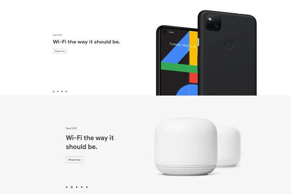 google pixel 4a 2 1