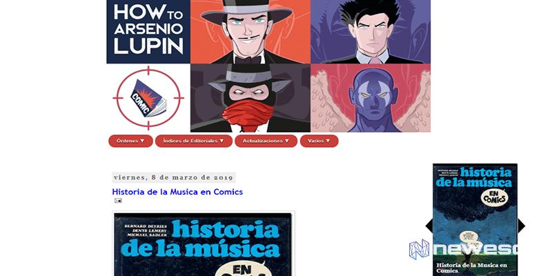 howtoarsenio - descargar cómics gratis