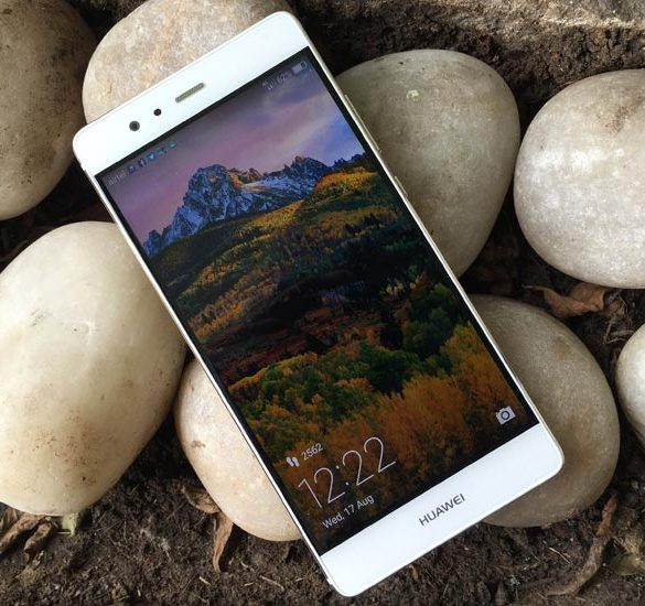 huawei P9 con Android Oreo