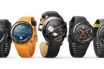 huawei watch 2 anunciado