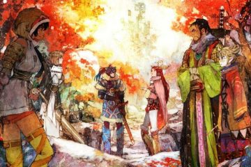 i am setsuna para la switch