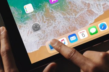 iOS 11 en el iPad
