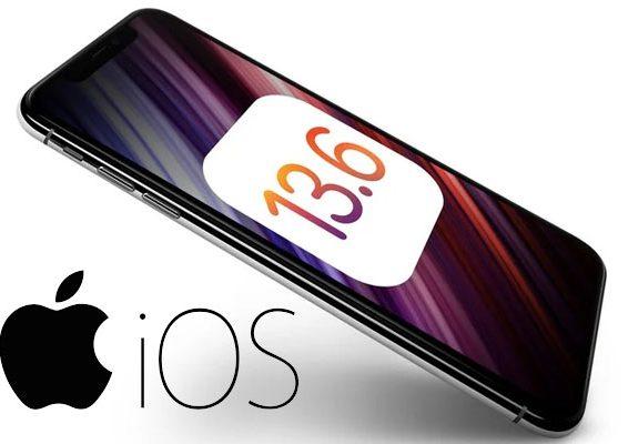 iOS iPadOs 13