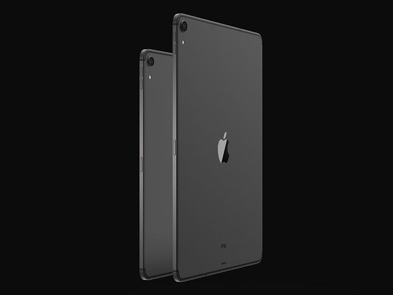 iPad Pro 2018 carcasa trasera rumores