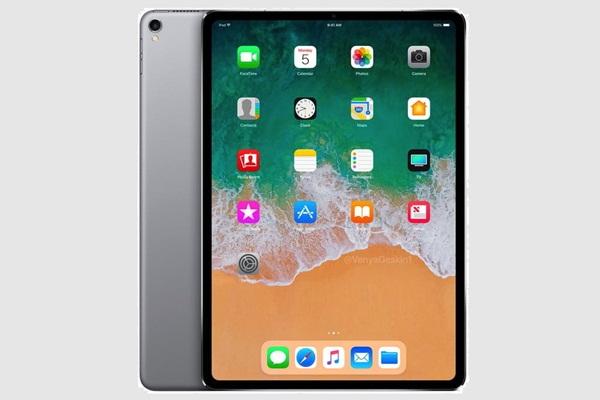 iPad Pro 2018 pantalla