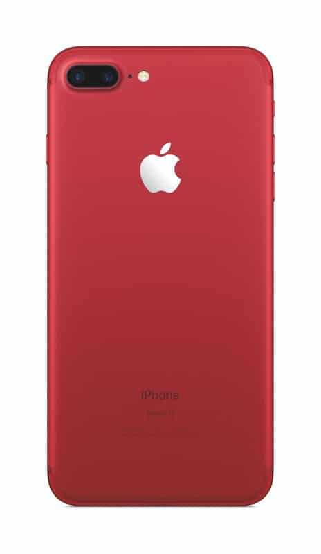 iPhone 7 Rojo carcasa