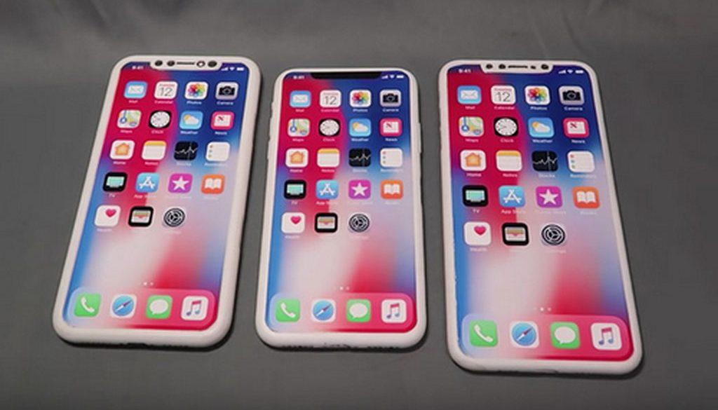 iPhone X 2018 rumores