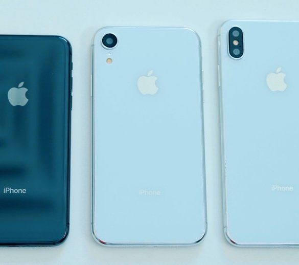 iPhone X 2018 tamaño rumores
