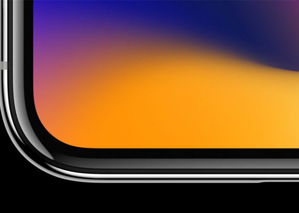 iPhone X pantalla displaymate